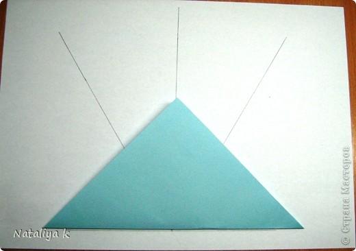 Снежинки-киригами мастер-класс фото 3