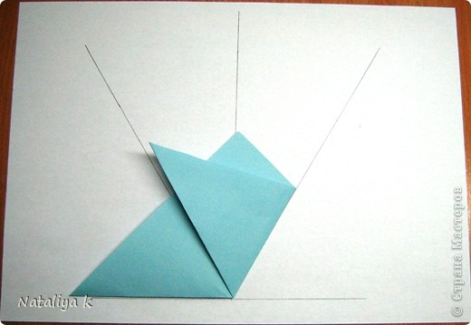 Снежинки-киригами мастер-класс фото 4