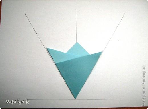 Снежинки-киригами мастер-класс фото 5