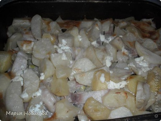 Решила присоединиться к Лизе Нежигай. Хочу показать вам то, что умею готовить, а умею я многое! =) фото 2