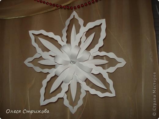 Снежинка !!! фото 2