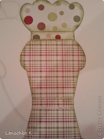Кулинарная коробочка-блокнот (обещанный МК) фото 3