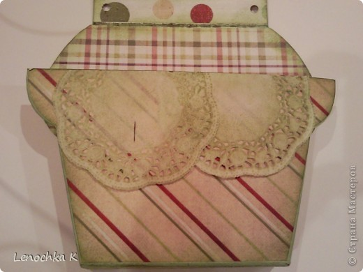 Кулинарная коробочка-блокнот (обещанный МК) фото 6