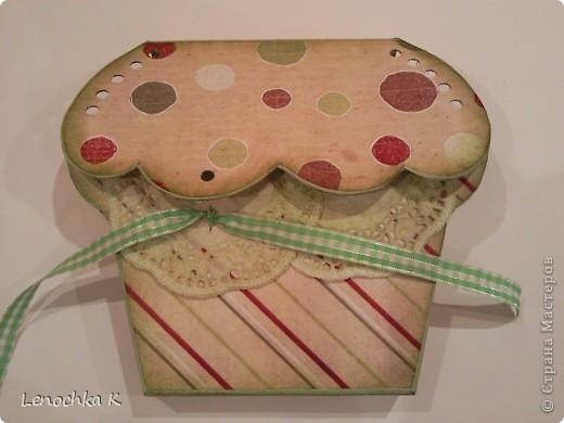 Кулинарная коробочка-блокнот (обещанный МК) фото 7