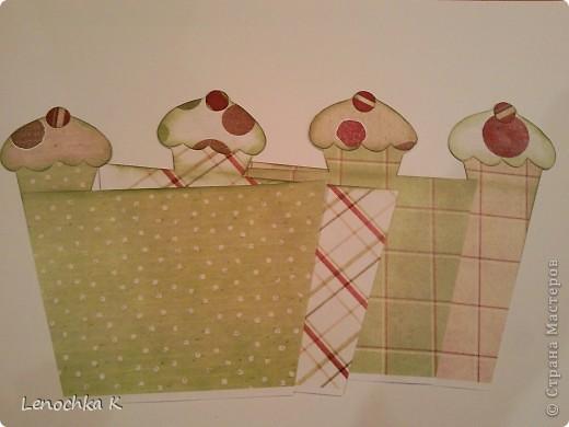 Кулинарная коробочка-блокнот (обещанный МК) фото 9