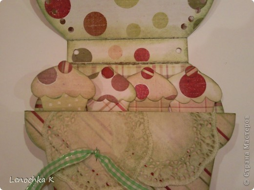 Кулинарная коробочка-блокнот (обещанный МК) фото 19
