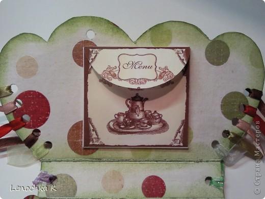 Кулинарная коробочка-блокнот (обещанный МК) фото 20