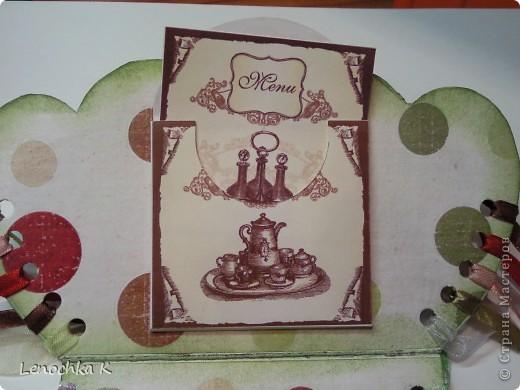 Кулинарная коробочка-блокнот (обещанный МК) фото 21