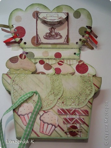 Кулинарная коробочка-блокнот (обещанный МК) фото 22