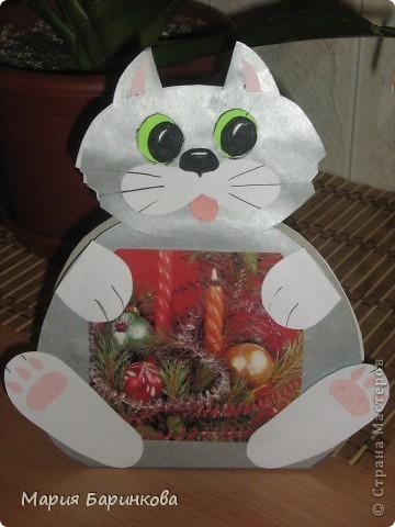 "Открытка ""Котёнок"" фото 1"