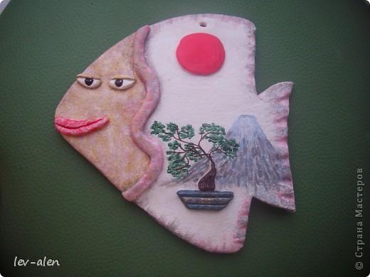 Рыбка Япония фото 4