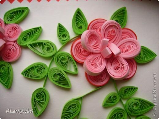 Спасибо Ольге Ольшак за идею- панно из роз. Надпись напечатана просто на принтере. фото 2
