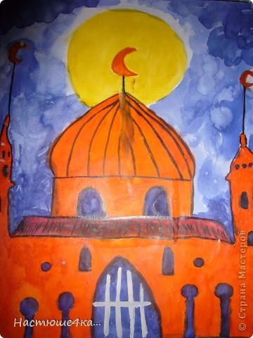 Этот рисунок мы рисовали в школе... Моя комната фото 4