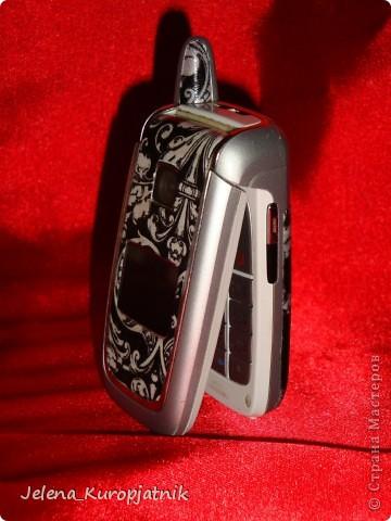 Новая панель для мобильного телефона фото 1