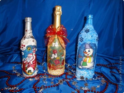Чтобы Дед Мороз принес эти подарки пришлось и самой потрудиться. фото 1