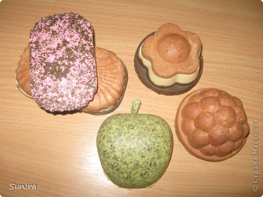 Еще мыло)))