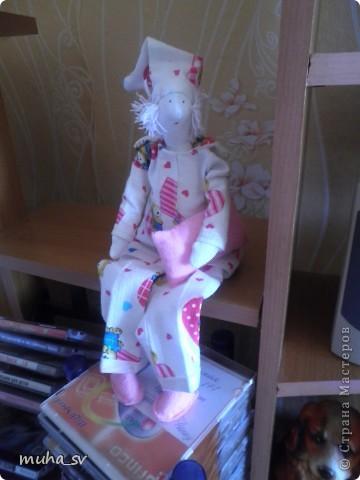 Кукла Настенька. фото 11