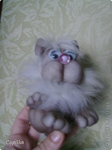 Как я и обещала-попытаюсь понятно рассказать как делаются мои коти фото 22