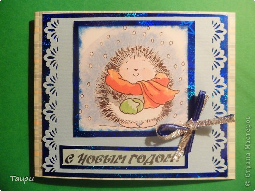 Новогодние открытки фото 6