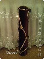 Декоративная ваза для интерьера фото 1