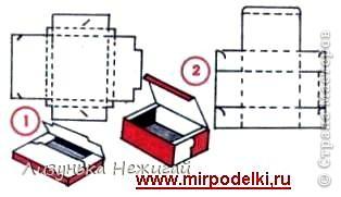 Коробочка для мыла или других подарков фото 2