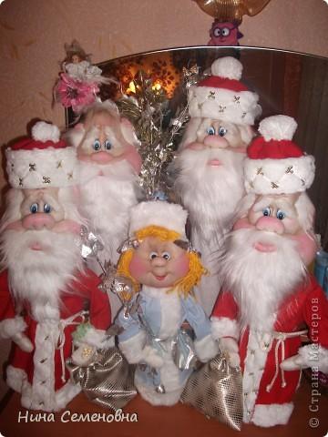 Дедушки Морозы уже на старте.... фото 1