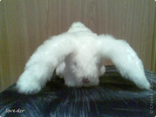 Кролик к новому году фото 2