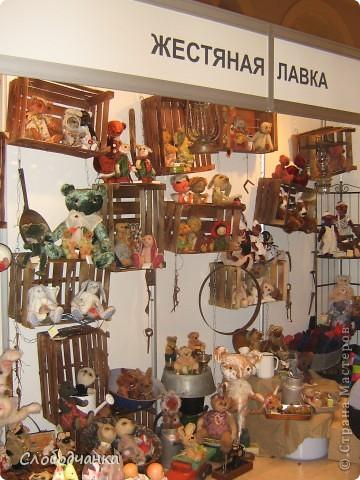 """Проект """"Жестяная лавка"""" на выставке """"Искусство куклы"""" в Манеже. фото 9"""