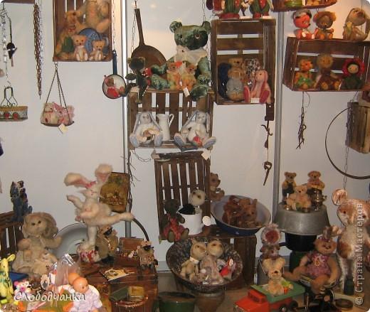 """Проект """"Жестяная лавка"""" на выставке """"Искусство куклы"""" в Манеже. фото 10"""