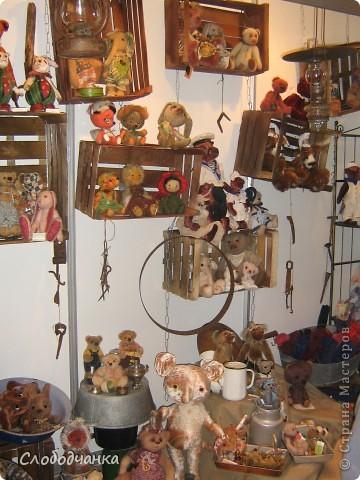 """Проект """"Жестяная лавка"""" на выставке """"Искусство куклы"""" в Манеже. фото 11"""
