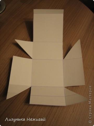 Коробочка для мыла или других подарков фото 3