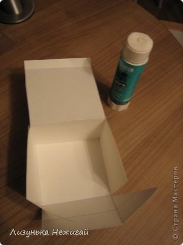 Коробочка для мыла или других подарков фото 4