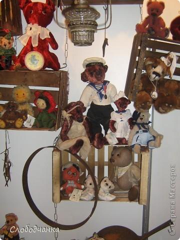 """Проект """"Жестяная лавка"""" на выставке """"Искусство куклы"""" в Манеже. фото 6"""