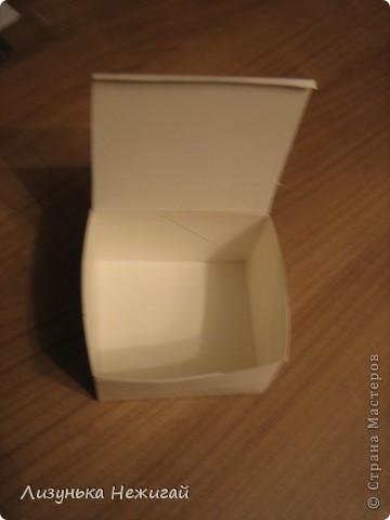 Коробочка для мыла или других подарков фото 5
