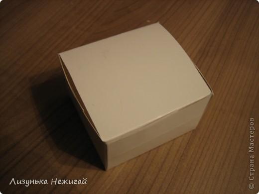 Коробочка для мыла или других подарков фото 6