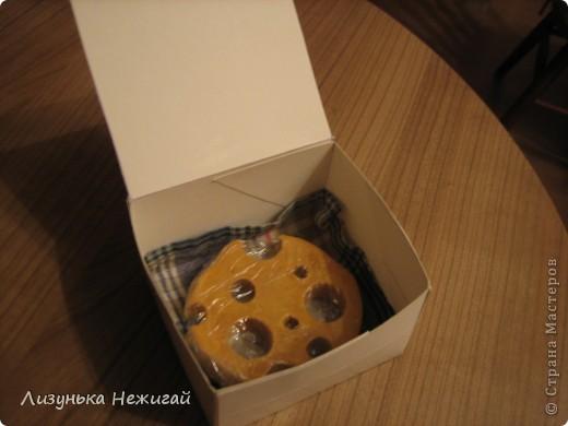 Коробочка для мыла или других подарков фото 7