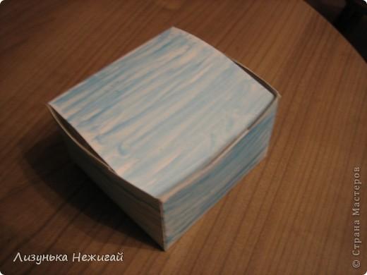 Коробочка для мыла или других подарков фото 1