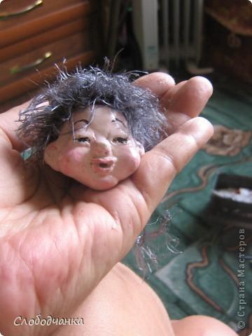 Никогда не лепила кукол, а тут как-то осенью вдруг.... фото 10