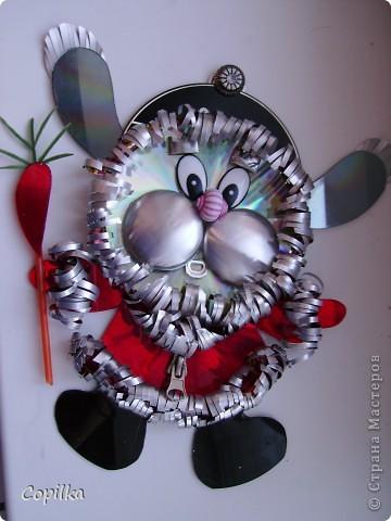 Заячий  Дед Мороз фото 2
