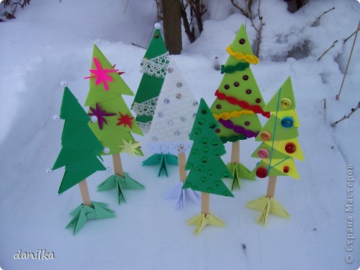 Новогодний лес!!! фото 1