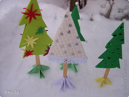Новогодний лес!!! фото 4