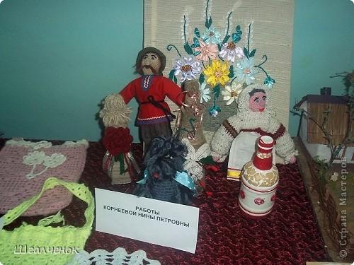 Выставка на фестивале частушек. фото 18
