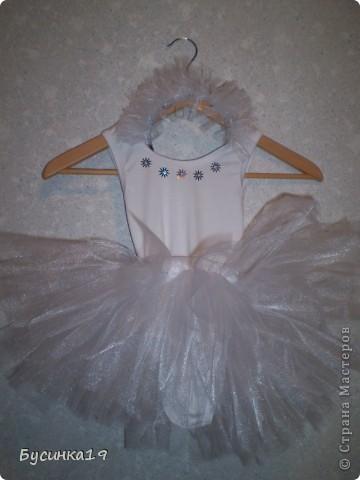 Мастер-класс Новый год Моделирование конструирование Снежинка новогодний костюм Ткань фото 1
