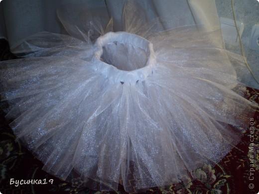 Мастер-класс Новый год Моделирование конструирование Снежинка новогодний костюм Ткань фото 6