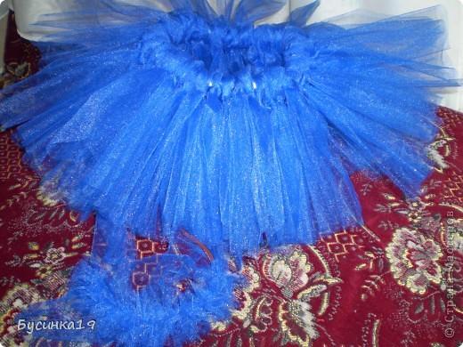 Мастер-класс Новый год Моделирование конструирование Снежинка новогодний костюм Ткань фото 11