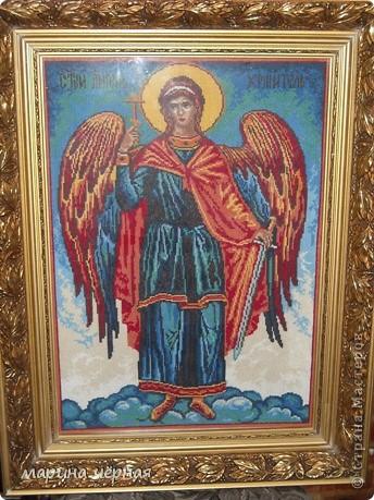 Вышивка крестом со своей историей жизни. фото 1