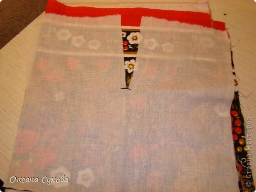 Для куклы необходимо: - 2 кисти малярных для побелки (можно купить в строительных магазинах, цена 15 руб.) Одна кисть идёт на голову вместе с туловищем, а вторая для рук, рожек и ушек. - нитки - иголка - ткань белая для рубахи (можно взять любого цвета) - ткань цветная для юбки-сарафана - ленты, тесьма - колокольчики, и т.д.  фото 15