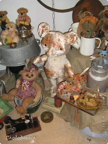 """Проект """"Жестяная лавка"""" на выставке """"Искусство куклы"""" в Манеже. фото 14"""