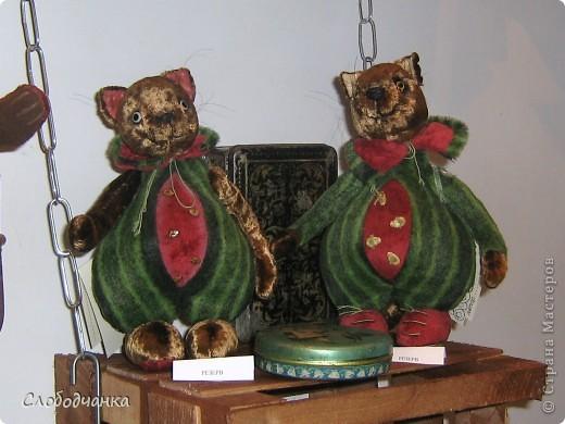 """Проект """"Жестяная лавка"""" на выставке """"Искусство куклы"""" в Манеже. фото 17"""