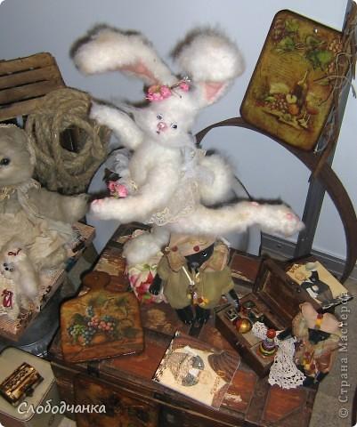 """Проект """"Жестяная лавка"""" на выставке """"Искусство куклы"""" в Манеже. фото 13"""